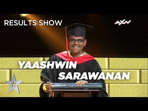 Malaysian 'Human Calculator' wins second place in 'Asia's Got Talent'. Watch his final performance here. - Entertainment