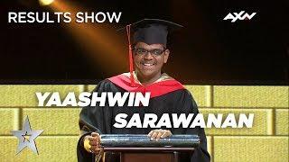 Yaashwin Sarawanan Punishes Alan - Results Show | Asia's Got Talent 2019 On