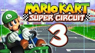 Let's Play MARIO KART SUPER CIRCUIT Part 3: Der neue Blitz Cup