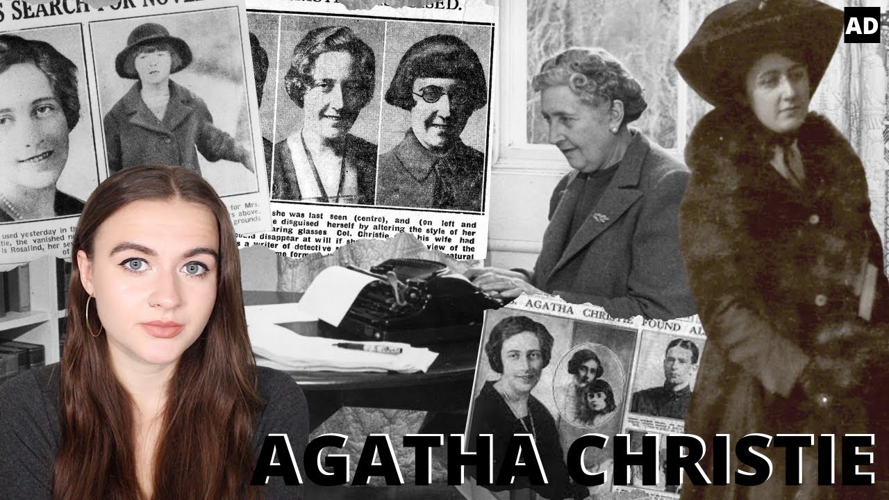 THE MYSTERIOUS DISAPPEARANCE OF AGATHA CHRISTIE   MIDWEEK MYSTERY
