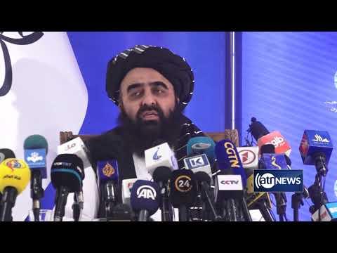 "Afghan FM calls for global help amid ""major humanitarian cri"