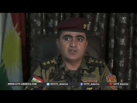Kurdish Peshmerga forces use media against ISIL
