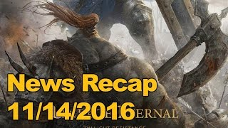 MMOs.com Weekly News Recap #69 November 14, 2016