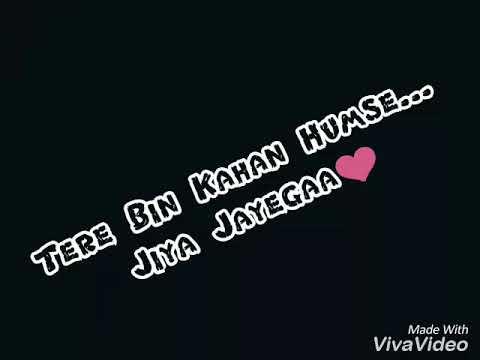 Tere Bin Kahan Humse...Jiya Jayega || Cover || Abdul Junaid
