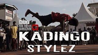 KADINGO Freestyle #Afro House, #Hiphop, #Kampala, parking lot, (UGANDA)