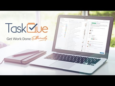 TaskQue - a Productivity Management App