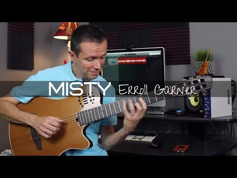 Misty (Solo Jazz Guitar)