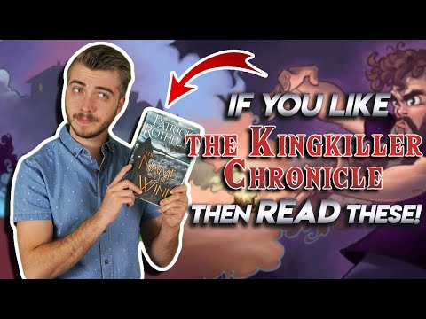 If You Like The Kingkiller Chronicle, Read These Books