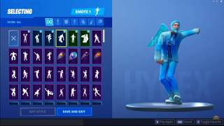 HOW TO GET *NEW* FROZEN JOHN WICK SKIN FOR *FREE* IN FORTNITE!