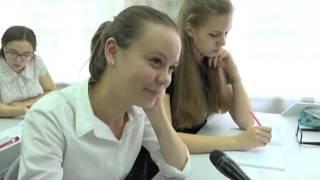 Минсария Зинатова-лучший учитель года