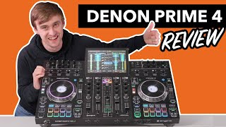Denon DJ Prime 4 Review & Demo
