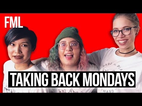 YOU'RE STUCK WITH US EVERY MONDAY!  | Snarled