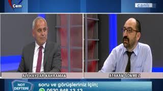 Atakan Sönmez ile Not Defteri | Ali Haydar Kahraman | İBB