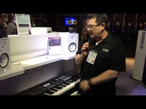 MOXF8 88-Key Synthesizer Workstation