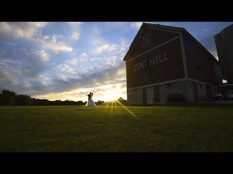 Cog Hill Country Club Wedding Same Day Edit