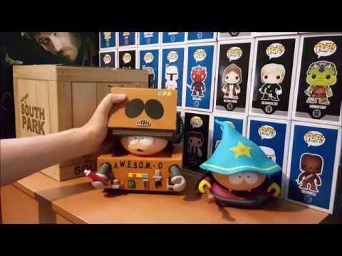 """South Park Cartman AWESOM-O 6/"""" Vinyl Figure"""