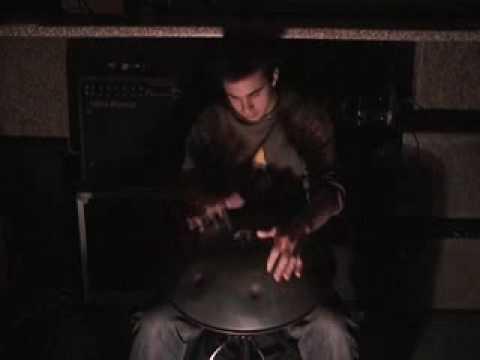 Manu Delago - Awoke (Hang solo)