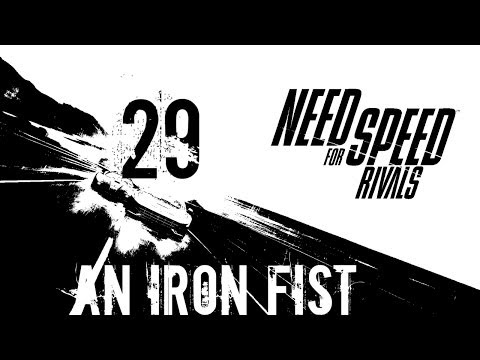 Need for Speed: Rivals Walkthrough - (Cop) Walkthrough Part 29 - Chapter 2: Gloves Come Off - An Iron Fist