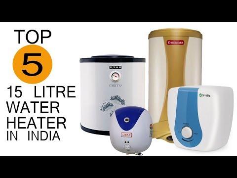 Top 5 Best 15 Litre Storage Water Heater Geyser In India