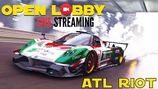 Project Cars 2 Live Stream Open Lobby with Random Races ! Project Cars 2 VR  Live Stream !