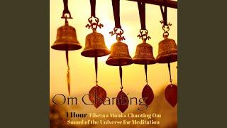 Tibetan Monks Chantiing Om for Deep Meditation and Spiritual Awakening