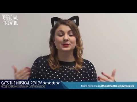 Cats the Musical review starring Nicole Scherzinger ★★★★