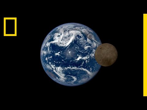 Time-Lapse: 7 Amazing Views of Earth from Space | National Geographic