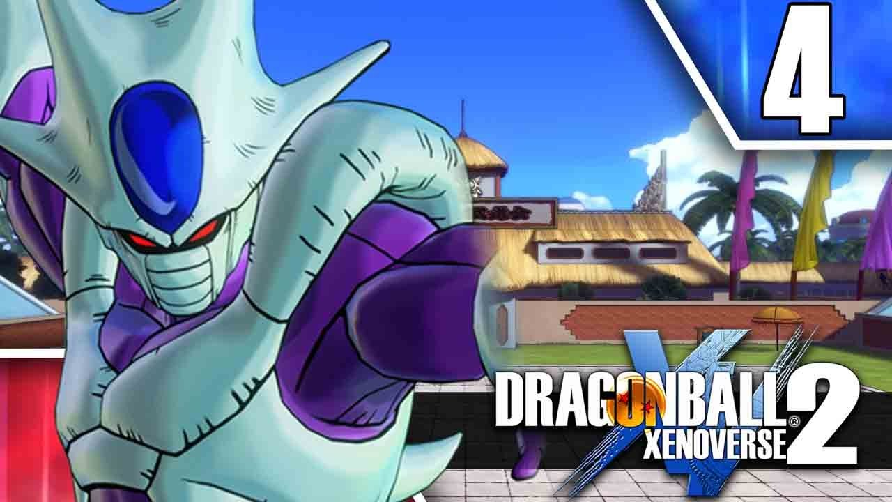 The Strongest In The Universe Dragon Ball Xenoverse 2 Endless Battle 4 Final Form Cooler Youtube
