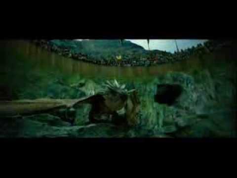 Épreuve du dragon - Harry Potter et la Coupe de Feu poster