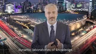 Message from Ernesto Ottone R. for World Cities Day | Journée mondiale des villes thumbnail