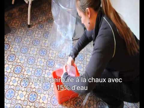 Peinture la chaux bio cologique 39 pittura san genna doovi - Recette peinture a la chaux ...