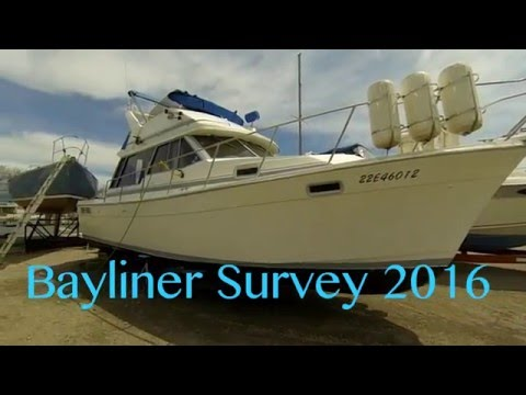 Bayliner 3288   2016 Survey