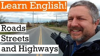 Let's Learn English on the Road | English Video with Subtitles