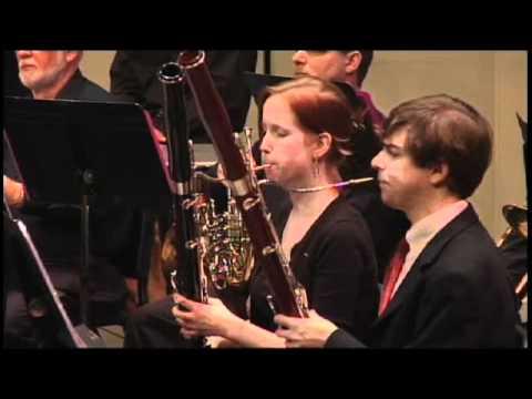 Goldberg Variations - Loyola University Wind Ensemble Performance