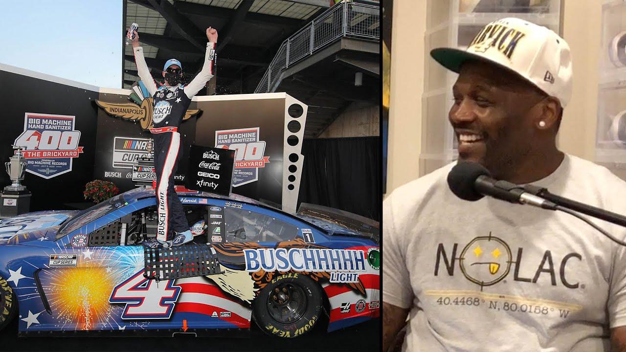 Kevin Harvick Brickyard 400 Recap (NASCAR)