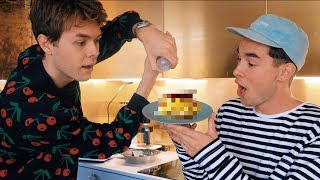 Flying To Finland to Make Kian Lawley Breakfast