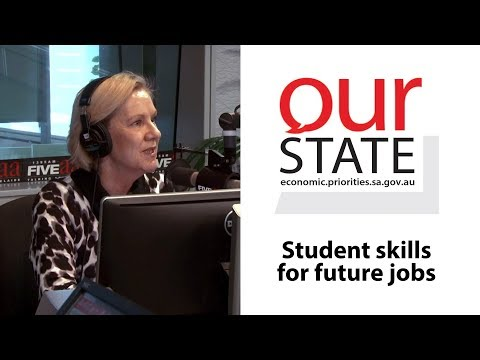 OurState: Student skills for future jobs