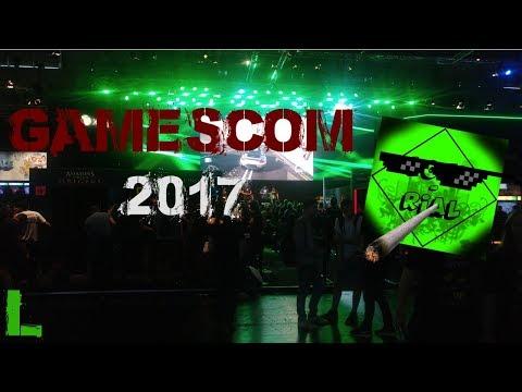 Die Gamescom 2017!!!