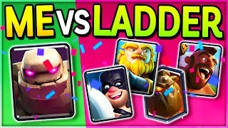 TROPHY PUSHING & GIVEAWAY UPDATE CHAT | Clash Royale with Nickatnyte