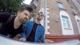 Розыгрыш #2:  Песни с другом на улице