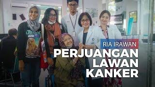 Kangker Rahim Endometrium,  Penyakit Yang Di Derita Almarhum Ria Irawan | Penyebaran Paru & otak.