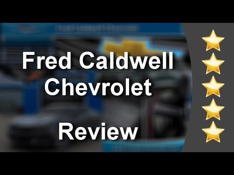 Fred Caldwell Chevrolet Clover Excellent 5 Star Review by Josh Payne