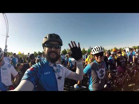 2019 Ride To Conquer Cancer Toronto - Day 1
