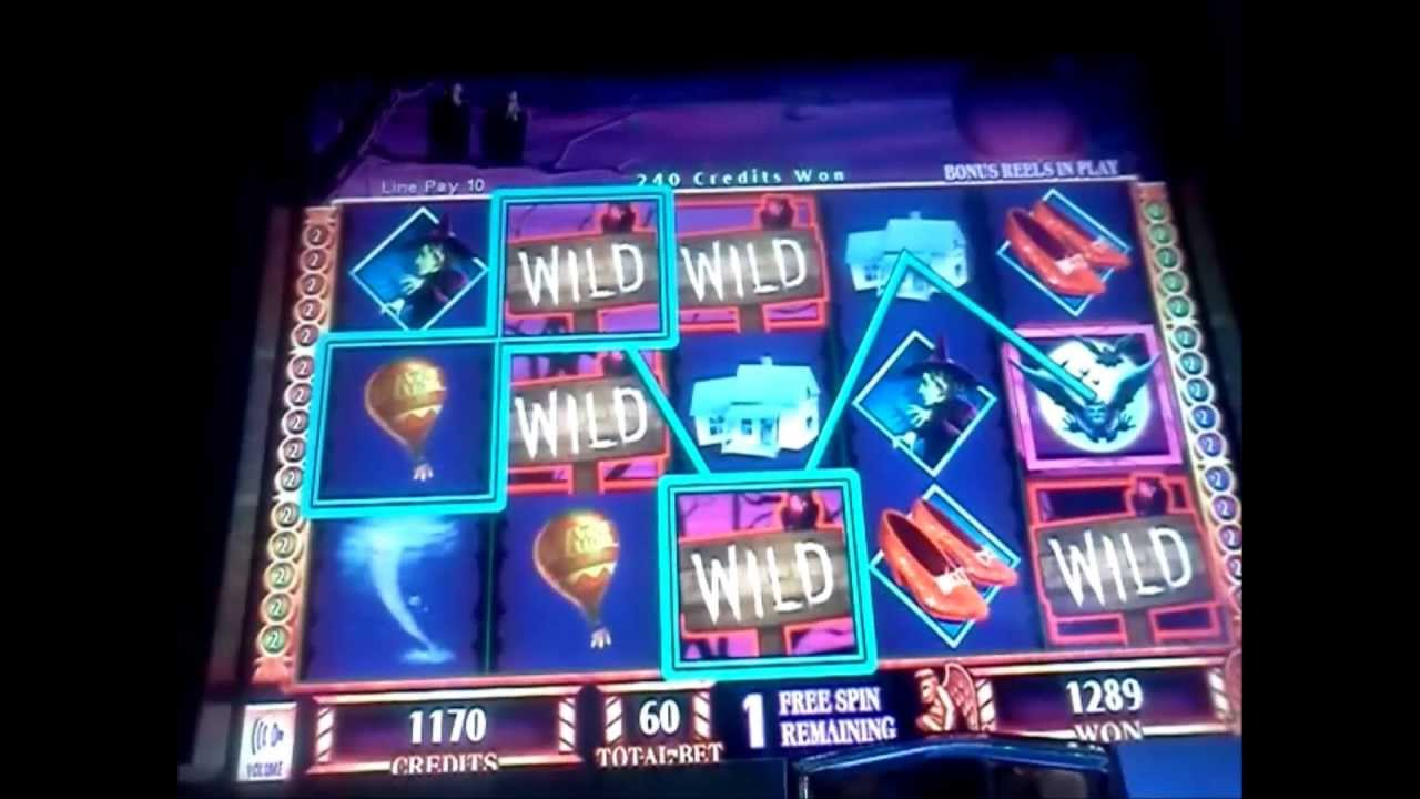 Elmer Sherwin – Megabucks Slots