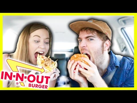 TASTING IN-N-OUT FOODS