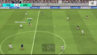 Watch me play PES 2018 PRO EVOLUTION SOCCER Barcelona Special team