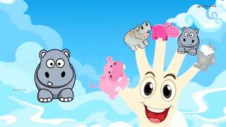 Kids Learning Finger Family Songs Babies Nursery Rhymes | Kids Compilation video | Kidsnfunflix