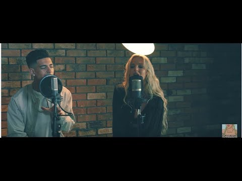 WILD THOUGHTS X MARIA MARIA COVER - BETSY-BLUE & KIERAN ALLEYNE