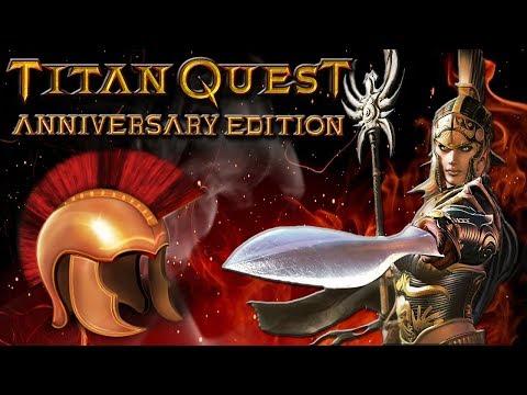 Titan Quest AE►Охотник + Природа!!!►№8