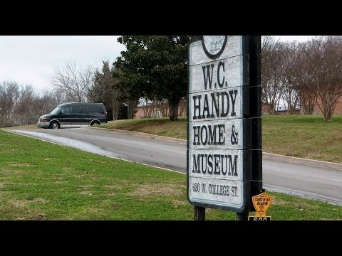 W. C. Handy - house and museum - Florence, AL